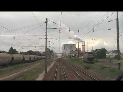Voyage en cabine à bord du TER Lille - St Pol/Ternoise