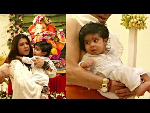 Ekta Kapoor Son Ravie Kapoor First Ganesh Chaturthi Celebration 2019 Mp3