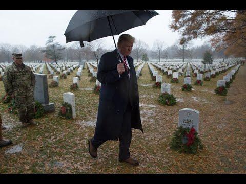 بعد الإنتقادات.. ترامب يزور مقبرة أرلينغتون العسكرية  - نشر قبل 2 ساعة
