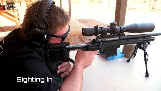 Precision Shooting Australia long range calibration, 9 April 2021