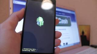 huawei ascend p7 resetear   reestablecer   hard reset   recovery mode phone