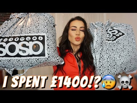 HUGE ASOS AUTUMN/FALL HAUL | Epic FAILS and Epic WINS
