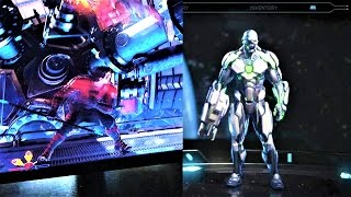 Injustice 2 - NIGHTWING CONFIRMED!!! ROBIN NEW GEAR!!! CYBORG NEW GEAR!!!