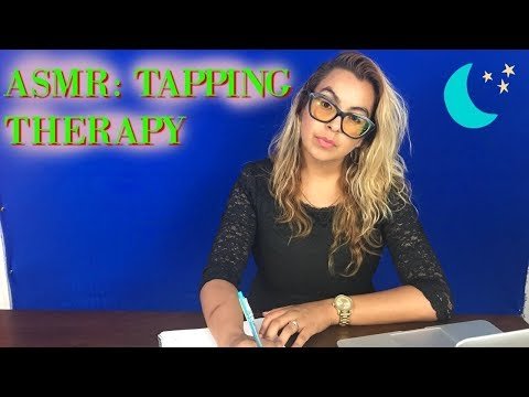 ASMR : HIGH HEELS FEET TAPPING THERAPY