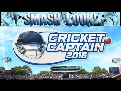 Smash Look! - Cricket Captain 2015 Gameplay