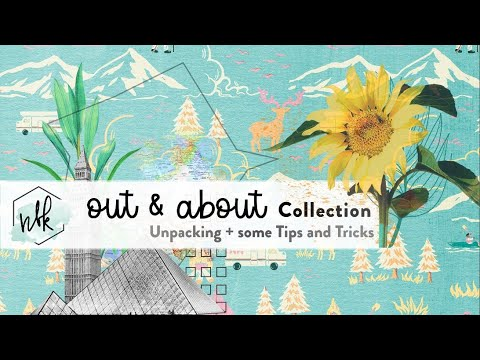 Out & About - Unpacking Video