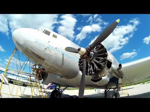 Исторические самолеты сегодня.