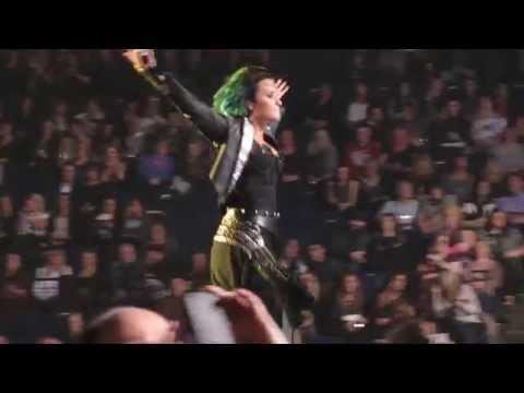 Demi Lovato - Heart Attack - Sex and Love Tour Manchester 2014