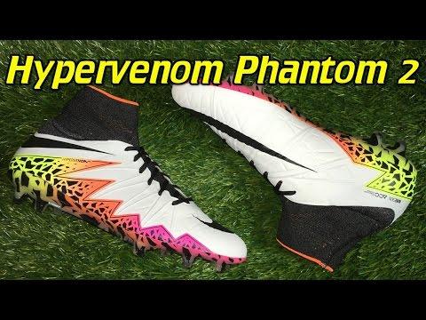 Nike Hypervenom Phantom 2 Radiant Reveal Pack - Review + On Feet