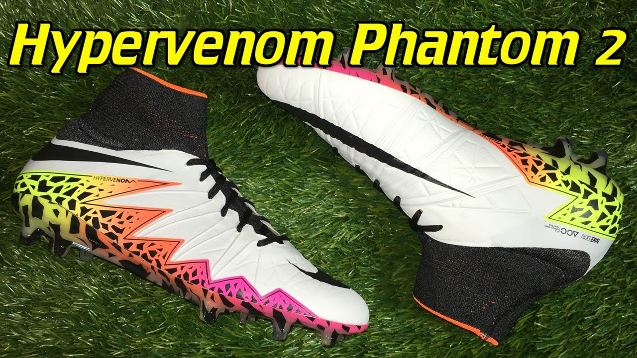 wholesale dealer f6f6d 4b068 Nike Hypervenom Phantom 2 Radiant Reveal Pack - Review + On Feet ...