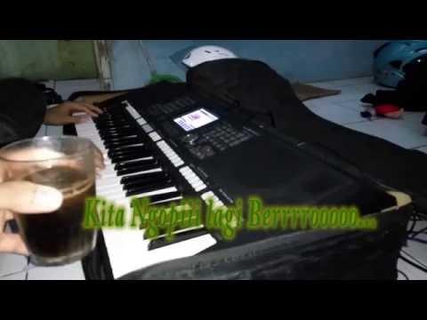 Yamaha Sampling PSR S950 Kelangan Koplo | Karaoke