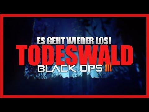 VERLOREN IM WALD 🌲🌲🌲 Todeswald Zombies - Black Ops 3 Zombies Custom Zombies [PC]