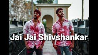 Gambar cover Jai Jai Shivshankar Dance Cover | Aamir Merani | Aditya Bilagi | War