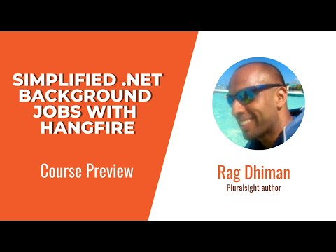 Course Preview: Simplified .NET Background Jobs with Hangfire