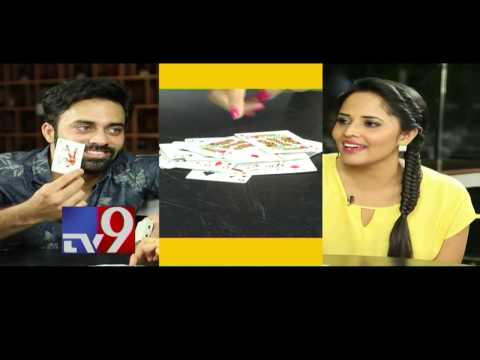 Navdeep Naughty Talks With Anasuya On A Date - TV9
