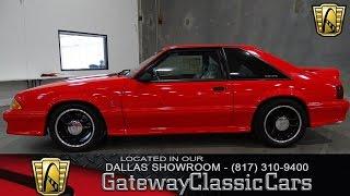 Stock #144-DFW 1993 Cobra R Gateway Classic Cars of Dallas