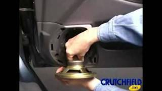 How to Install Aftermarket Car Speakers | Crutchfield Video