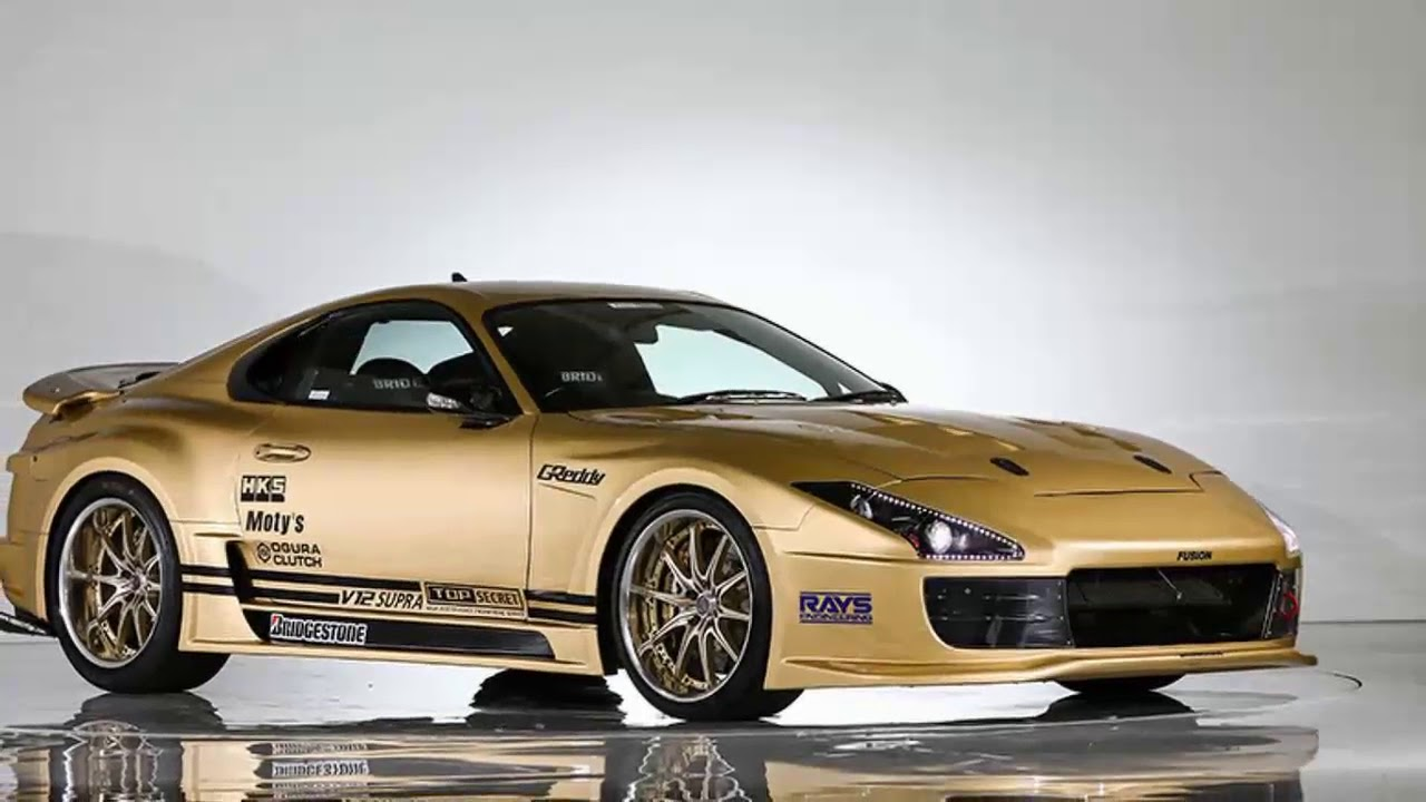 The world's most infamous Toyota Supra is for sale