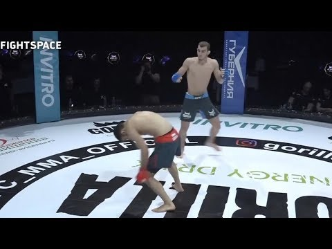 Spectacular MMA Knockout In Russia   March 2020   FightSpace
