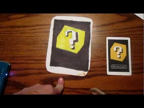 Homemade AR Cards actually work!!!