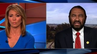 Congressman Al Green speaks about racist voicemails targeting him