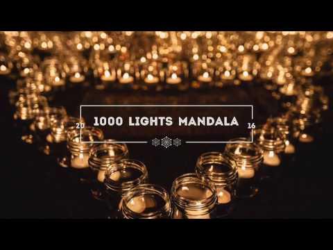1000 Lights Mandala