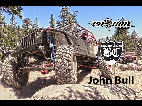 Jeep Life - Pit Bull Tires - John Bull Trail - Forest Fest 2017