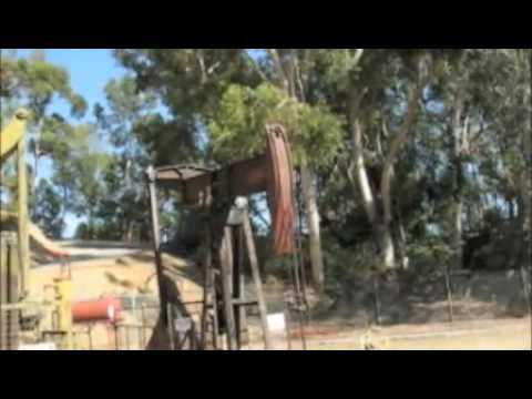 Sansinena oilfield Site 1 Lufkin & Bethlehem units
