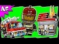 Lego City FIRE EMERGENCY 60003 Stop Motion Build Review