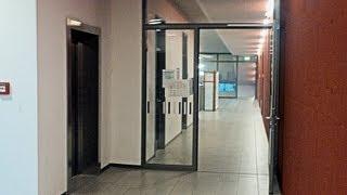 2009 Schmitt+Sohn MRL elevator at Gymnasium Schaurtestr Köln-Deutz, Germany