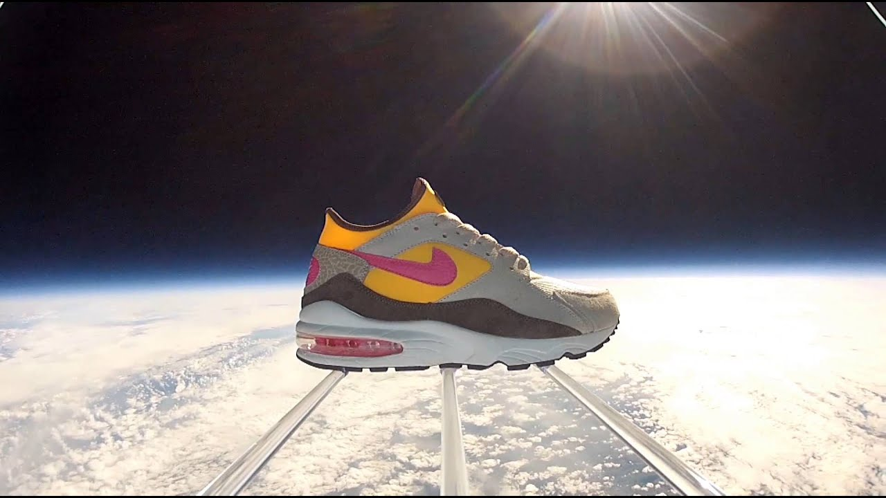 new arrival 7a076 6c053 Size? x Nike Air Max 93 Preview - YouTube