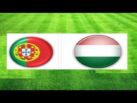 Венгрия - Португалия: смотреть онлайн матч Евро-2016