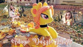 ♪ Adagio Dazzle Plushie