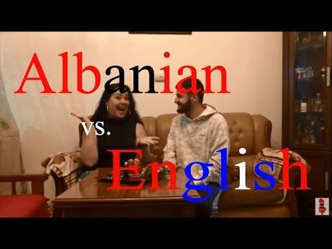 """""""Language Challenge"""" - Albanian VS English"""
