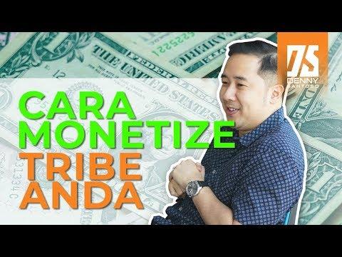 Bagaimana Menghasilkan Uang Dari Komunitas (TRIBE) Anda - Cara Melipatgandakan Penghasilan