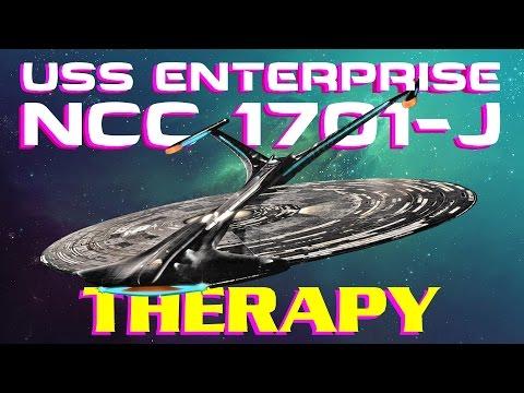 USS Enterprise J Star Trek Analysis Retrospective Therapy