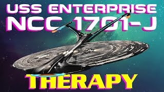 USS Enterprise J Star Trek Analysis Retrospective Therapy