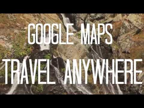 Awesome Google Maps Trick - Travel Anywhere
