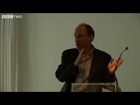 Tim Berners-Lee's keynote speech at 'Web at 20' event - Digital Revolution - BBC Two