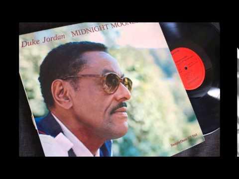 DUKE JORDAN -- Jordanish (RARE PIANO JAZZ 1980)