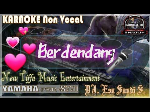 KARAOKE Berdendang-Rhoma Irama (Duet)-Yamaha PSR-S770 (Tiffa Music)