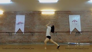 Cover dance Little do you know - Alex ft  Sierra - Contemporary Dance by Minh Nguyet