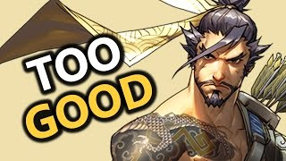 How Good Is Hanzo? (Overwatch)