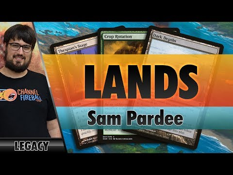 Lands - Legacy | Channel Pardee Time