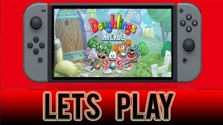 Doughlings Arcade - Level editing THE HARDEST LEVEL EVER?