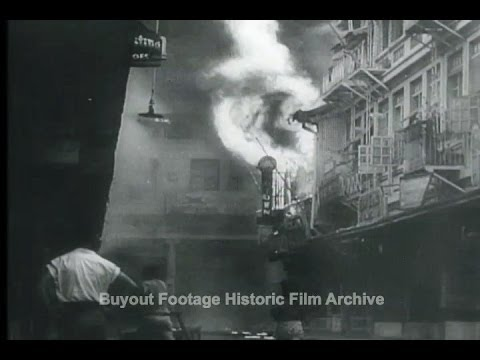 HD Historic Archival Stock Footage WWII Liberation of Manila