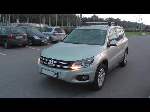Выбираем б у авто Volkswagen Tiguan бюджет 800 850тр