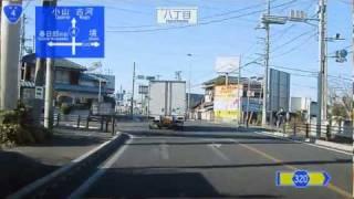 国道4号線現道(1/3)越谷-春日部-杉戸-幸手-栗橋