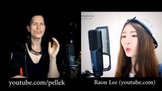 Raon Lee & PelleK - NARUTO SHIPPUDEN OP.16 - SILHOUETTE (シルエット)