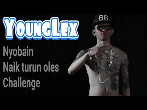 Parody# Young lex ikutan naik turun oles challenge
